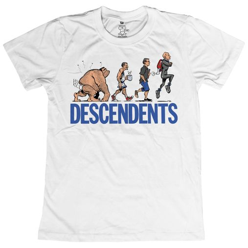 Descendents - Ascent Of Man