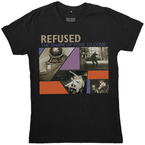 Refused - Shape Of Punk To Come