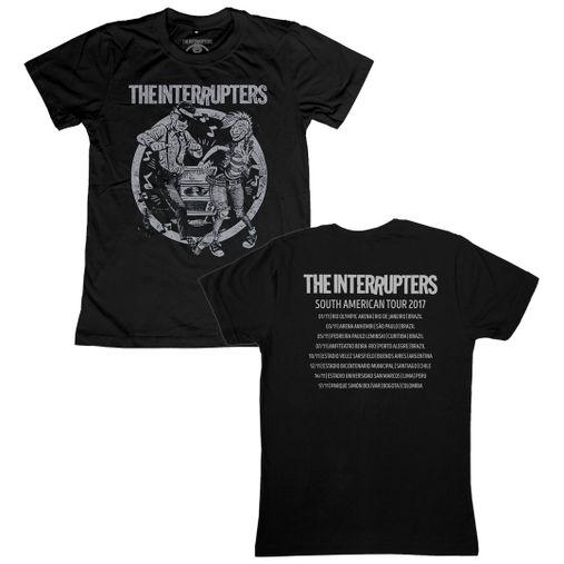 The Interrupters - Punk Rock Bowling [Camiseta Importada]
