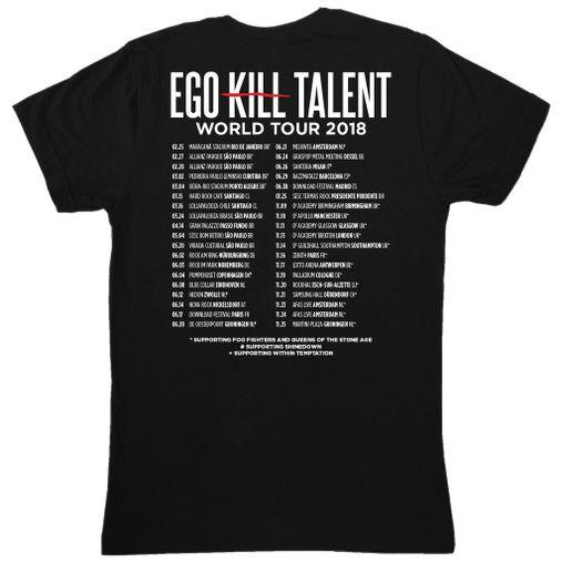 Ego Kill Talent - World Tour 2018