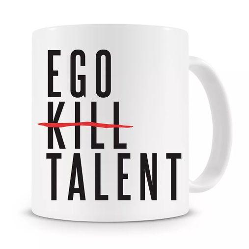 Ego Kill Talent - Album Cover [Caneca]