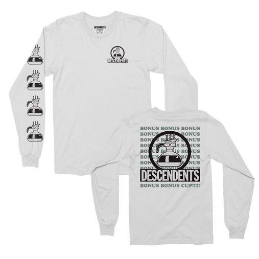 Descendents - Bonus Cup!!! [Manga Longa]