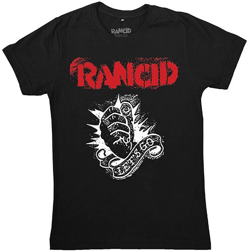 Rancid - Let's Go!
