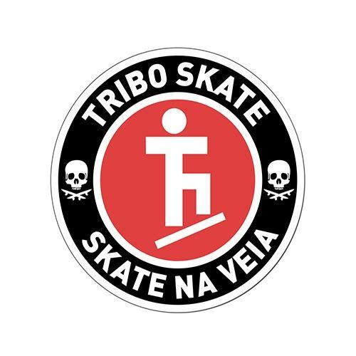 Tribo Skate - Logo [Adesivo]