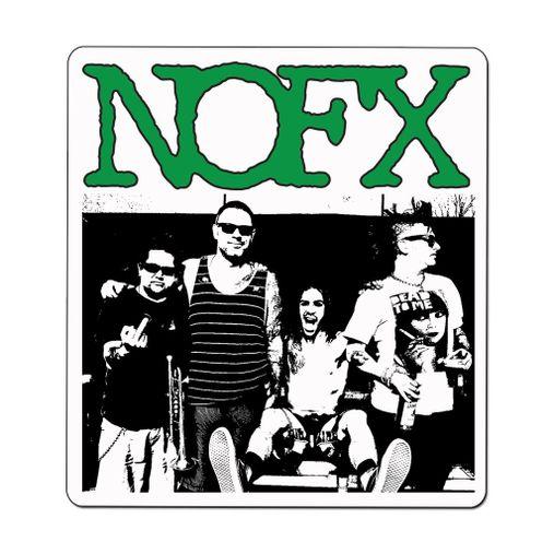 NOFX - Band Pic [Adesivo]