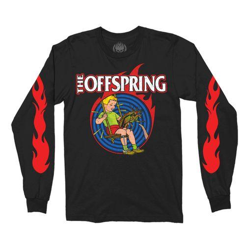 The Offspring - America Flame [Manga Longa]
