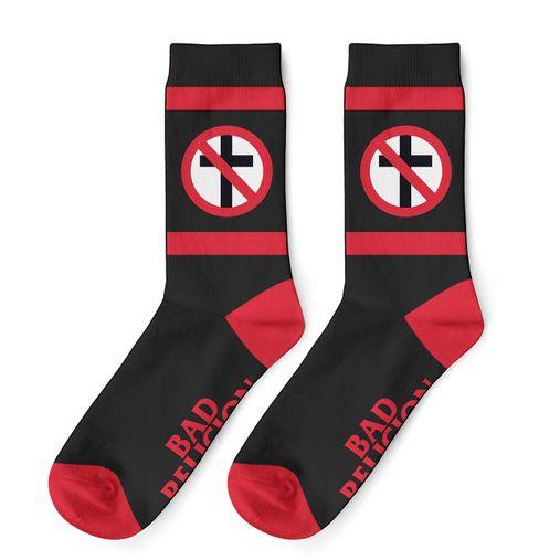 Bad Religion - Logo Tour 2019 [Meias]