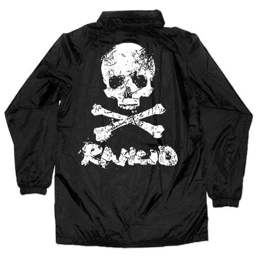 Rancid - D-Skull [Windbreaker]
