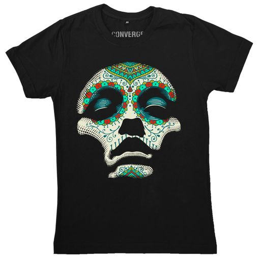 Converge - Jane Santa Muerte [Camiseta Importada]
