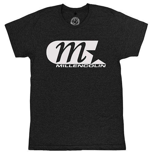 Millencolin - Logo [Preta Mescla]