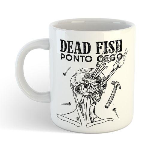 Dead Fish - Ponto Cego [Caneca]