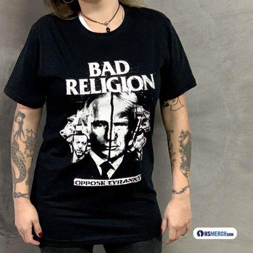 Bad Religion - Oppose Tirany