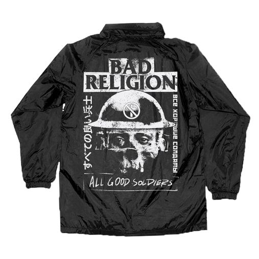 Bad Religion - All Good Soldiers Tour 2019 [Windbreaker]