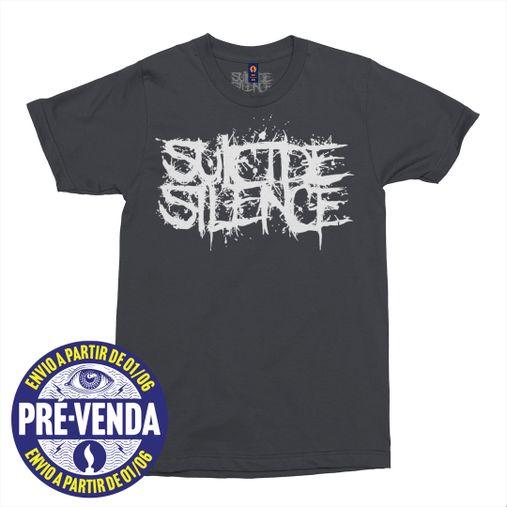 Suicide Silence - Logo [Pré-Venda]