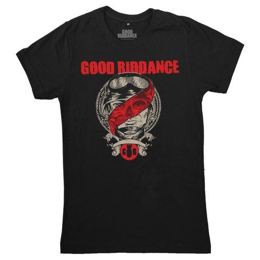 Good Riddance - Soldier Skull