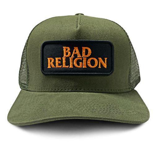 Bad Religion - Text Trucker [Boné]
