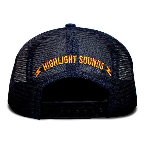 Highlight Sounds - HS Merch Skulls [Boné]