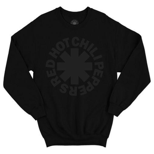 Red Hot Chili Peppers - Crewneck Logo [Moletom]
