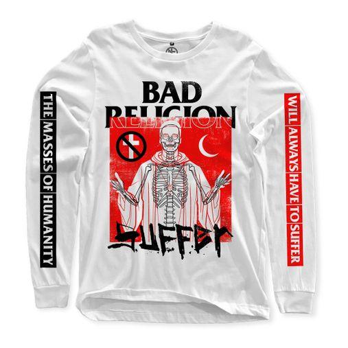 Bad Religion - Suffer [Manga Longa]
