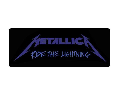 Metallica - Ride The Lightning [Adesivo]