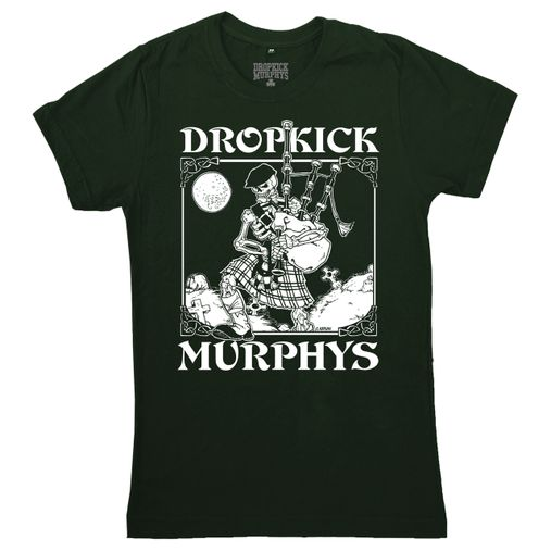 Dropkick Murphys - Skelly Piper