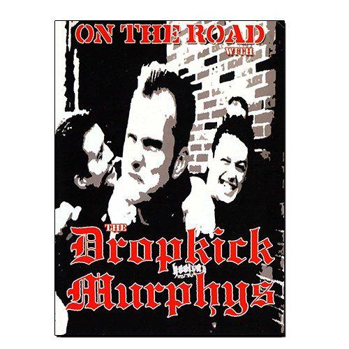 Dropkick Murphys - On The Road With The Dropkick Murphys [DVD] Euro Edition