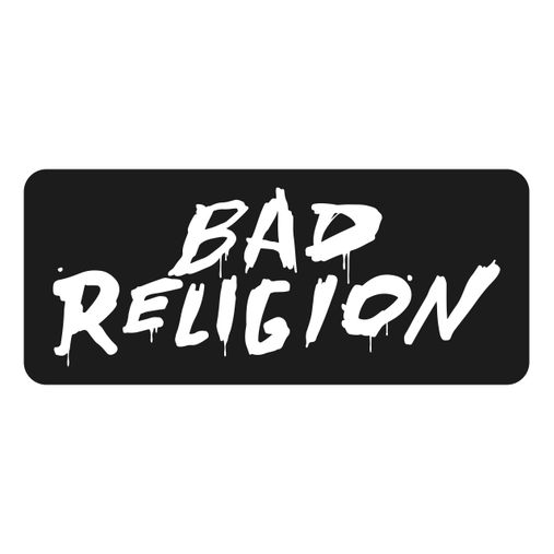 Bad Religion - Iron On Patch Set