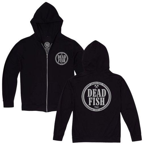 Dead Fish - Logo [Soft Hoodie]