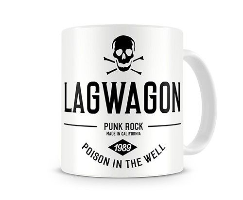 Lagwagon - Poison In The Well [Caneca]