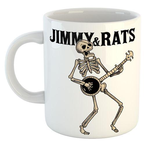 Jimmy & Rats - Cap Distortion [Caneca]