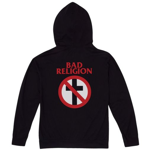 Bad Religion - Classic Buster [Moletom Zíper]