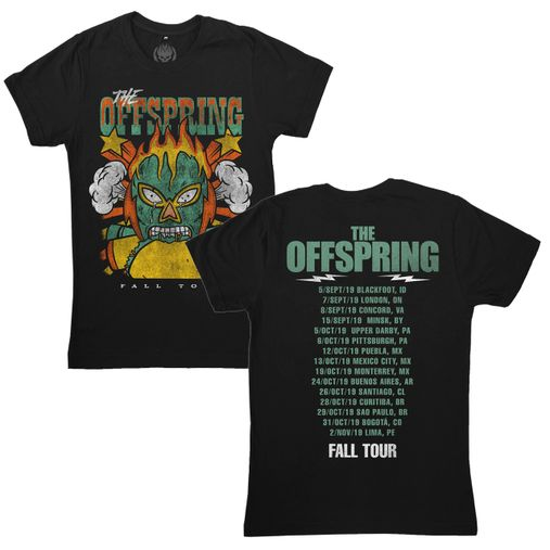 The Offspring - Fall 2019 Mask Tour