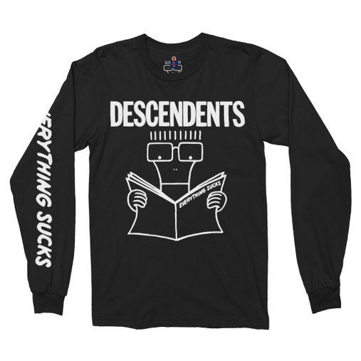 Descendents - Everything Sucks: 25 Years [Manga Longa]