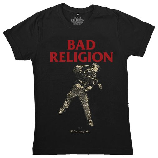Bad Religion - Dissent of Man