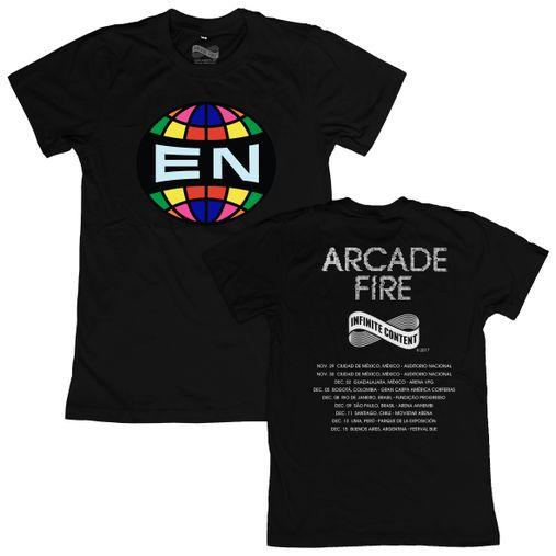 Arcade Fire - EN Multi Tour