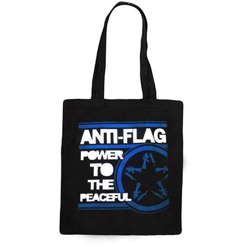 Anti-Flag - Power To The Peaceful [Sacola Importada]