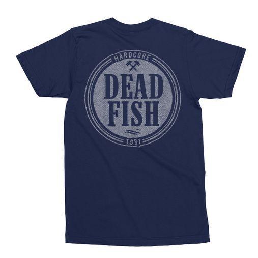Dead Fish - Xerox Logo