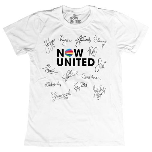 Now United - Signature Front