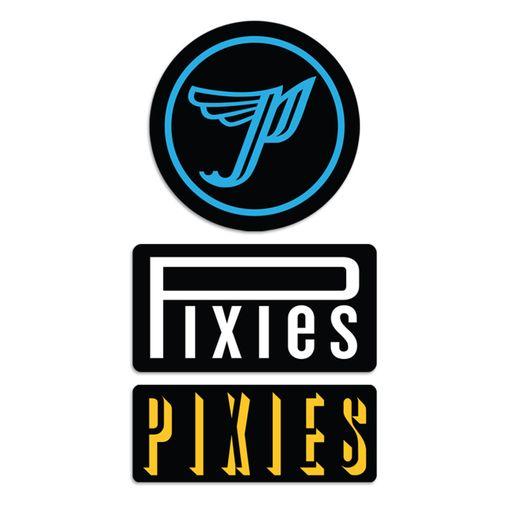 Pixies - Sticker Pack [Adesivos]