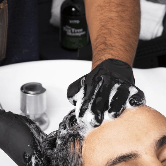 Shampoo de Melaleuca para Cabelo Oleoso 1L