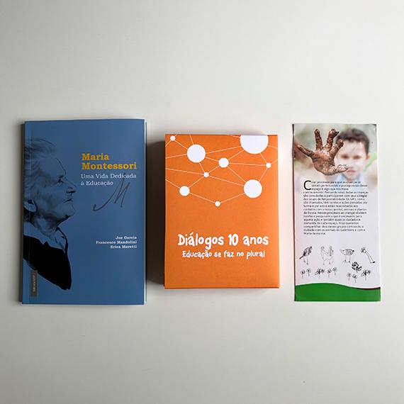 Kit Embalado Novembro/19- Maria Montessori