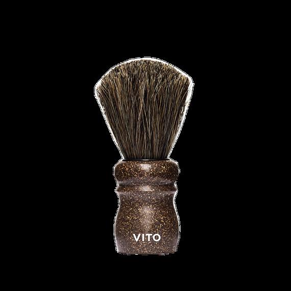 Pincel Natural para Barbear