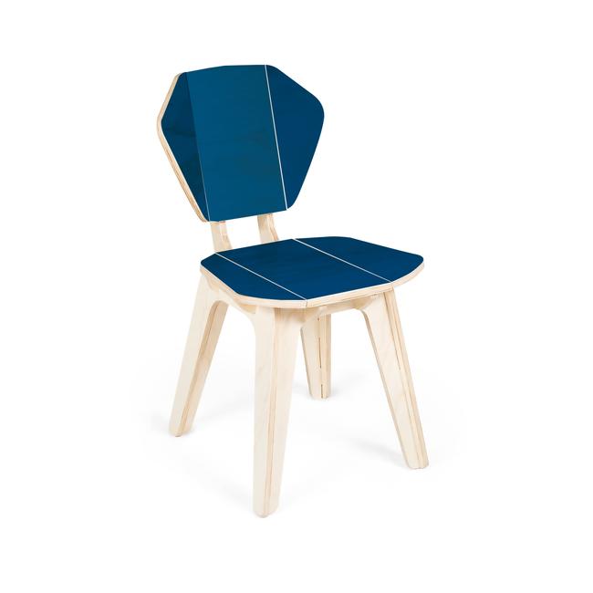 Cadeira Pétala CB Classic Blue