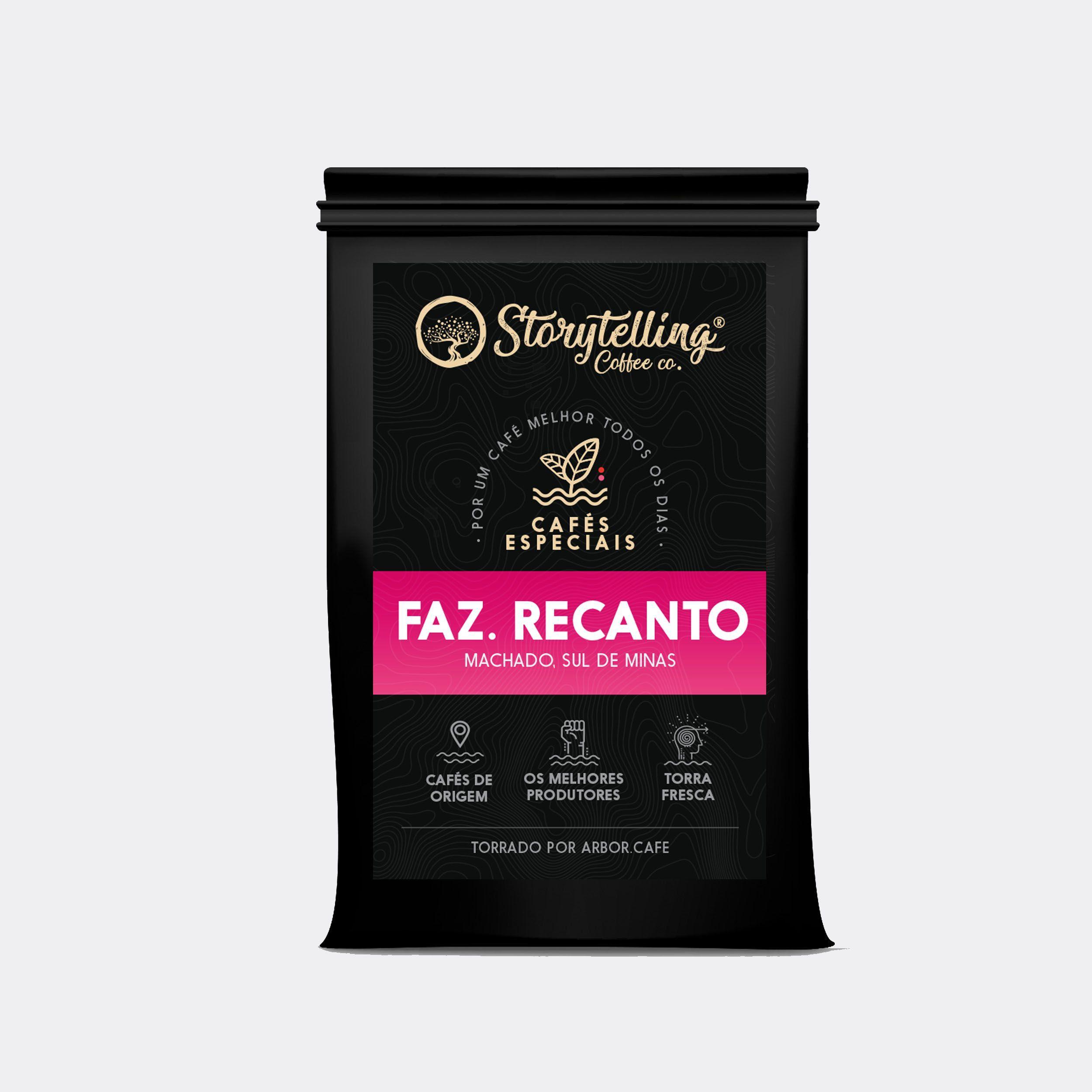 Café Fazenda Recanto Especial-Storytelling Coffee