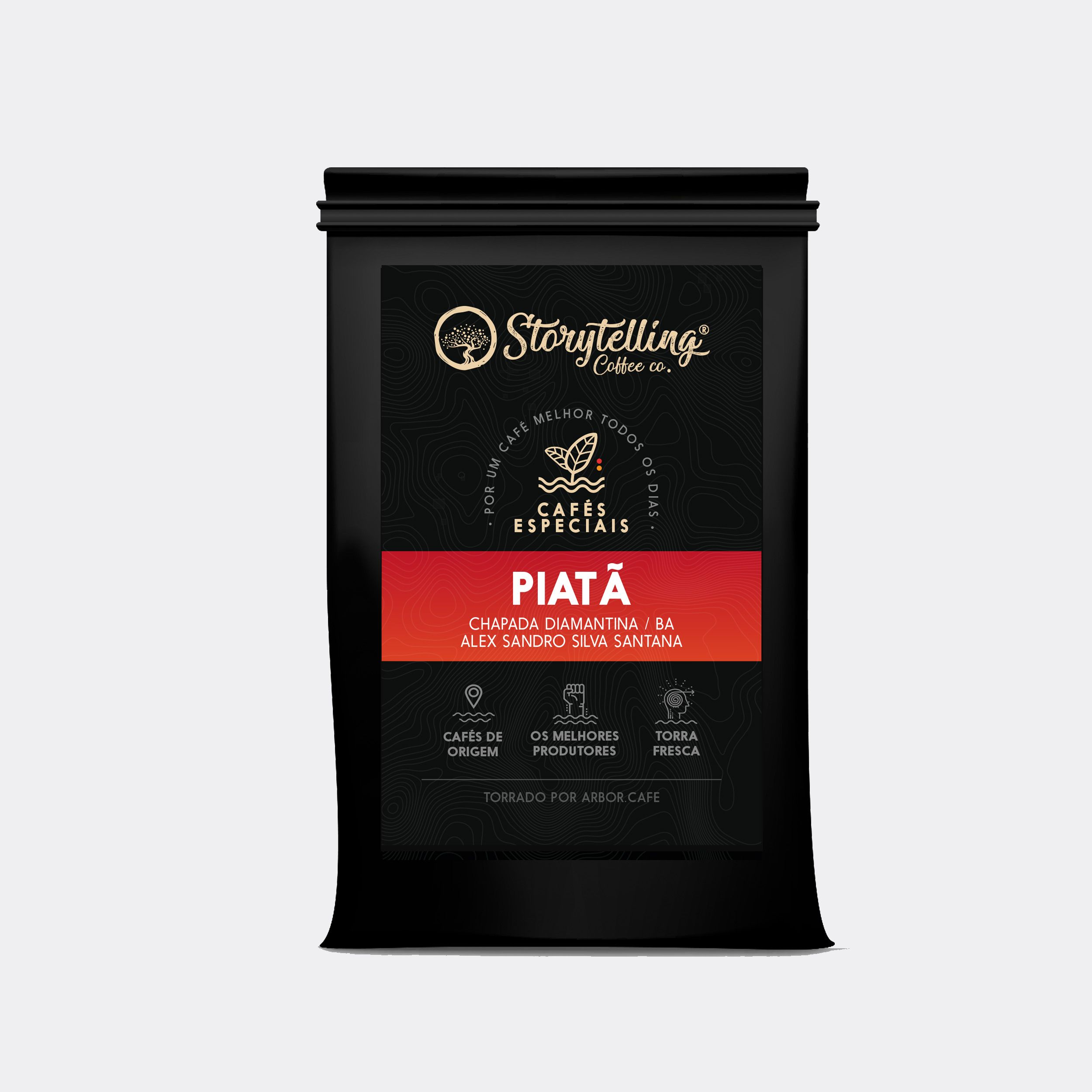 Café Especial Piatã - Storytelling Coffee