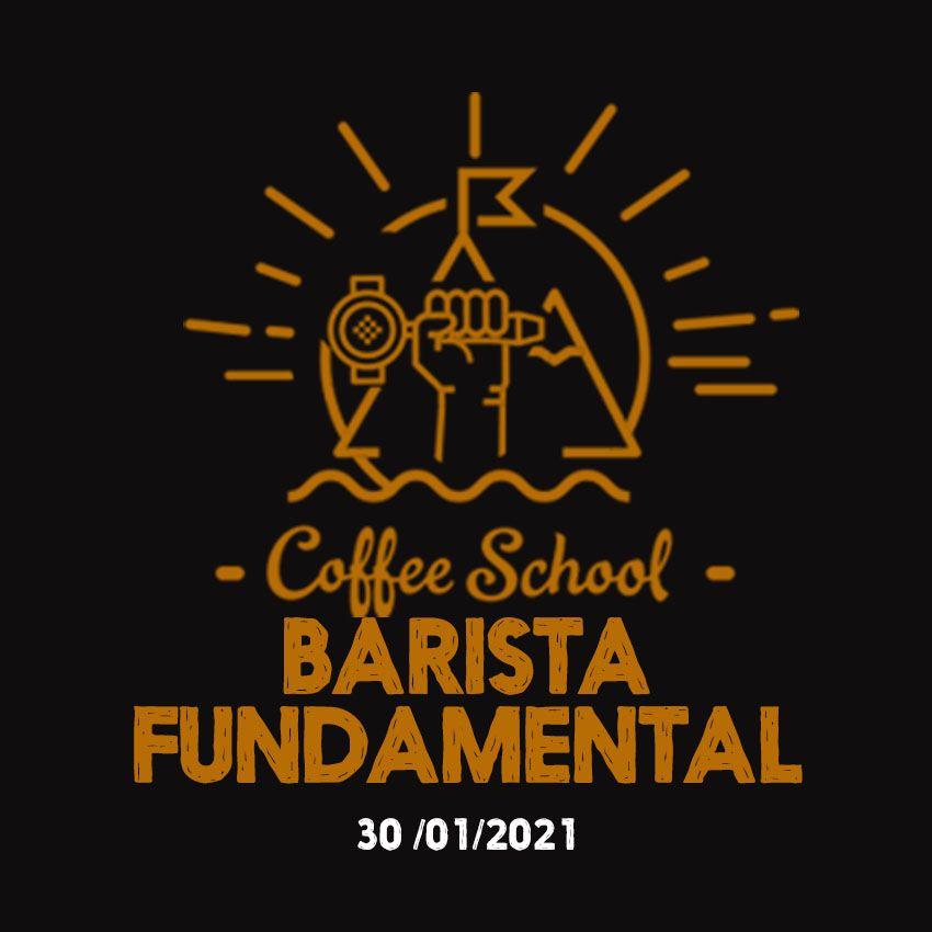 Curso Barista fundamental -30/01/2021