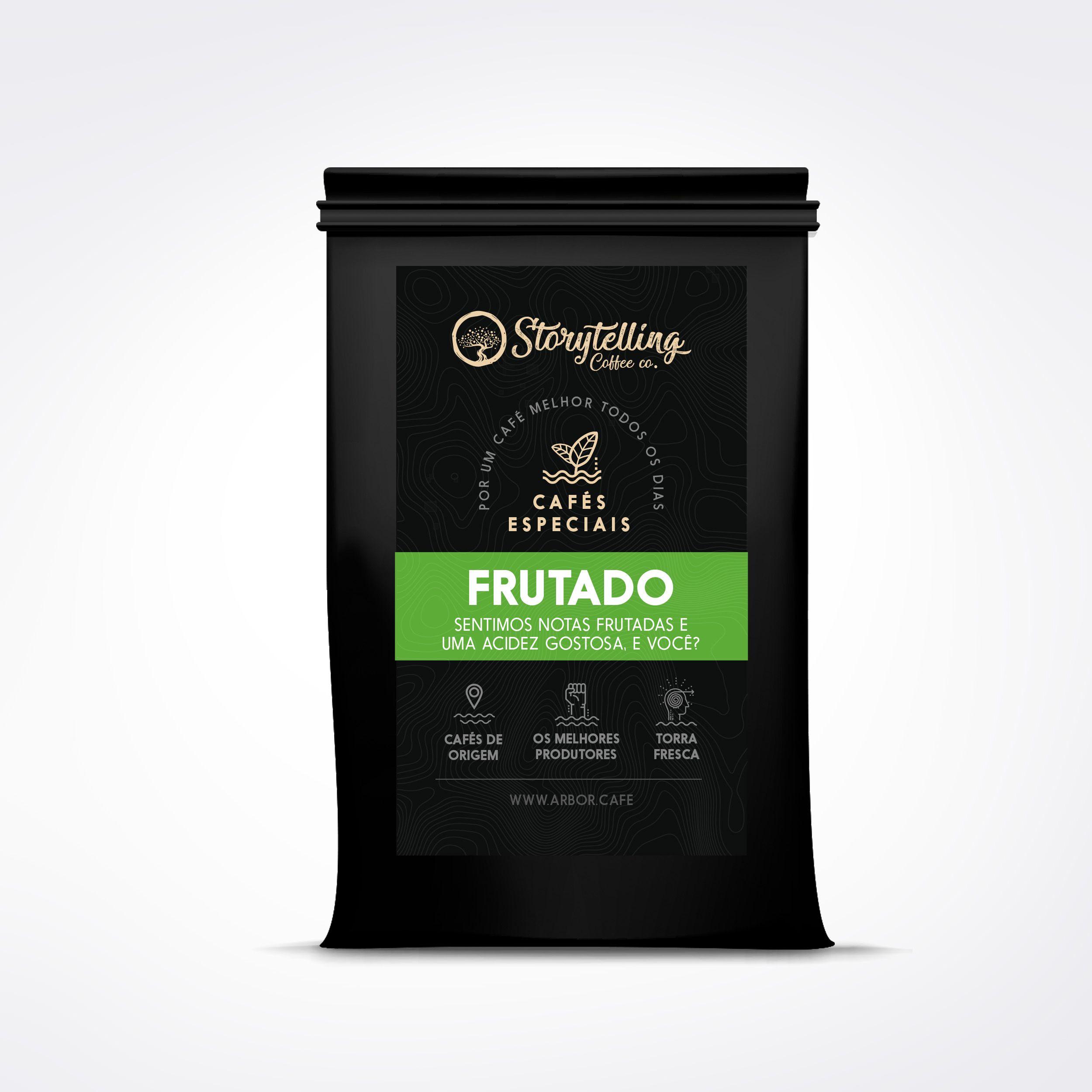 250g de Café Frutado - Storytelling Coffee