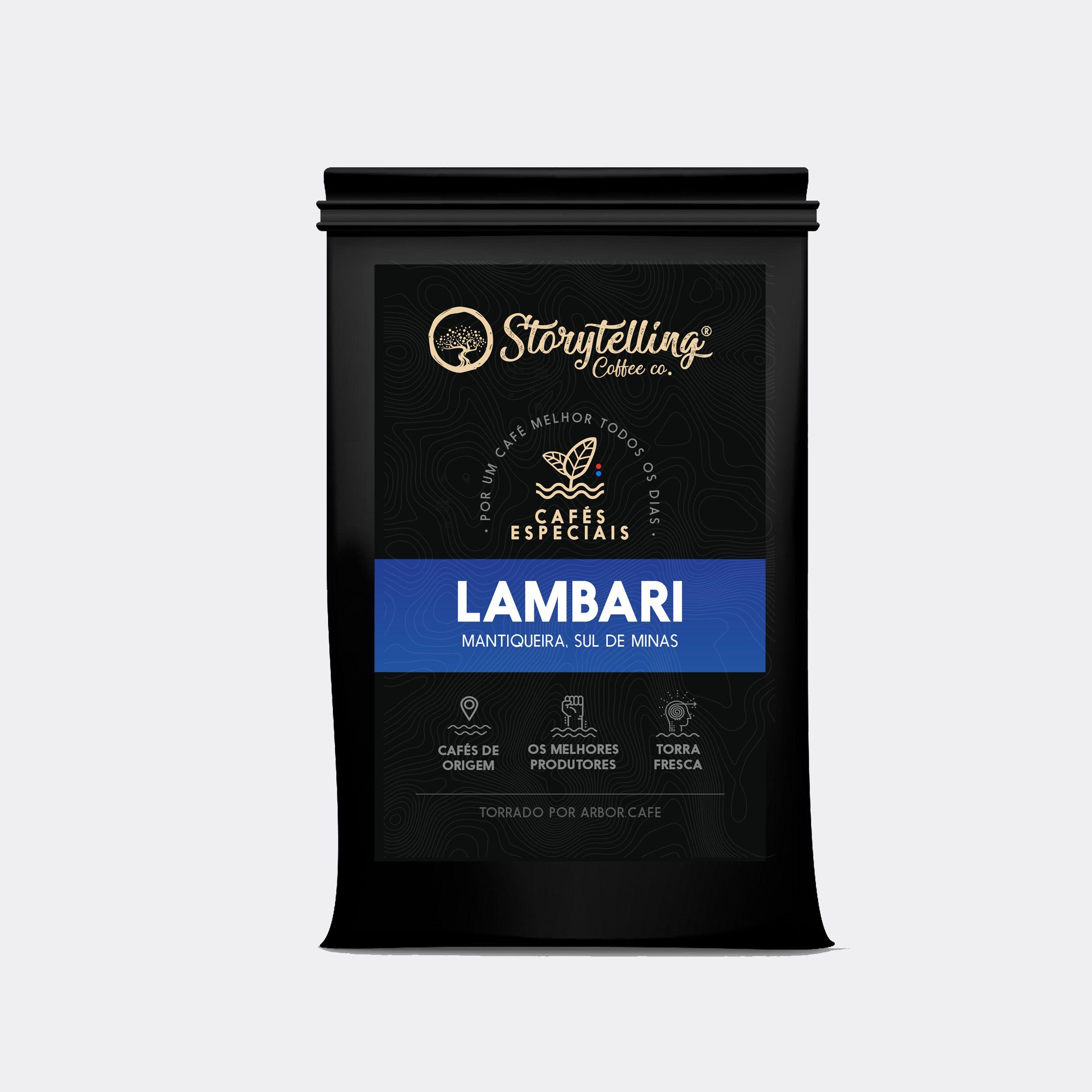 Café Lambari 250g  Café Especial - Storytelling Coffee