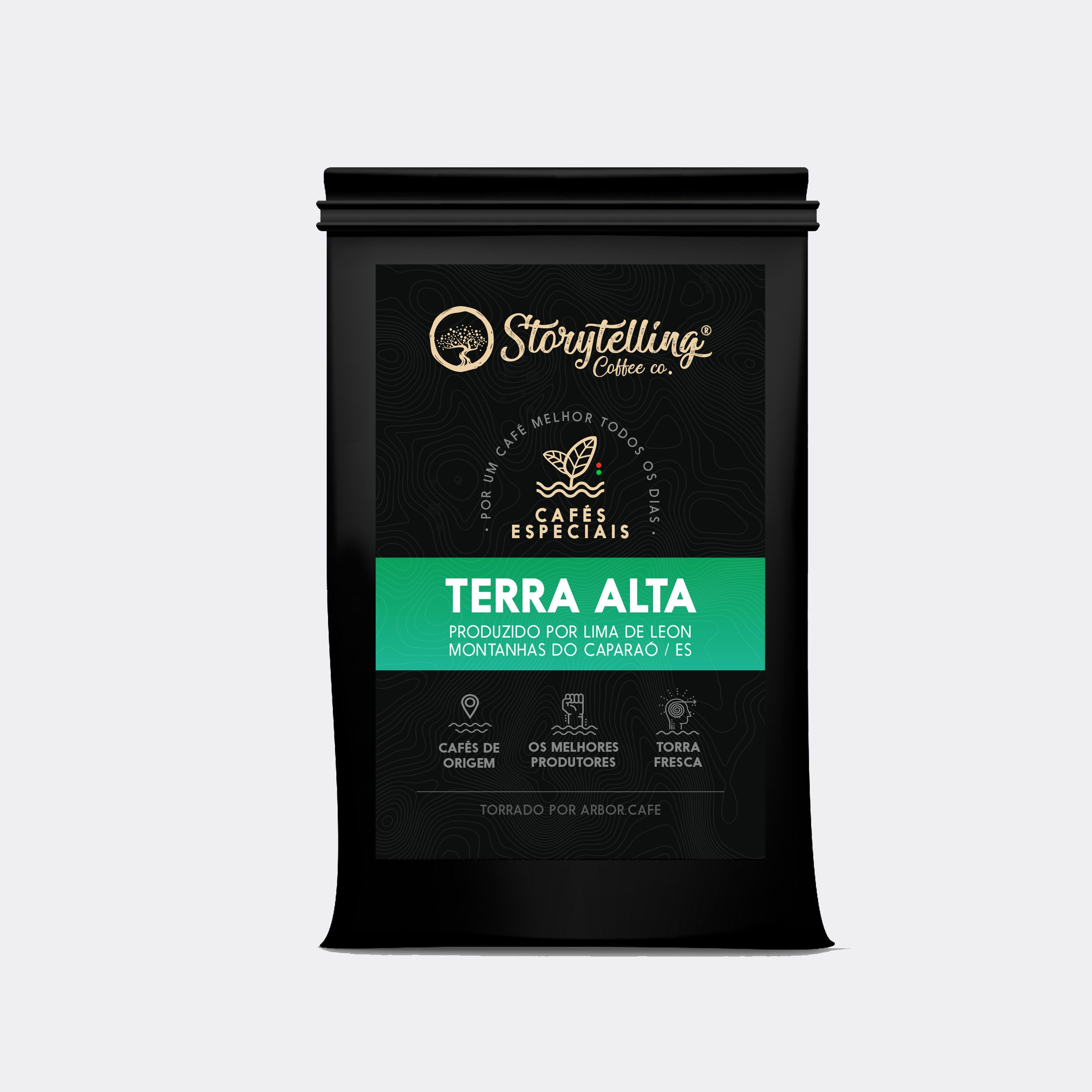 Café Terra Alta, 250g, Storytelling Coffee