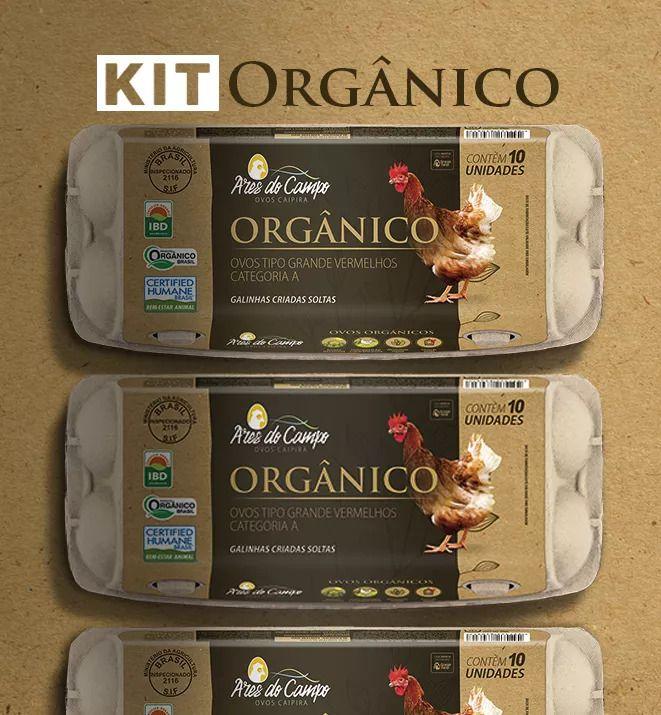 Kit Orgânico